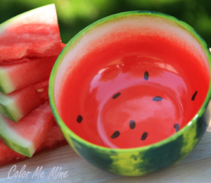 Santa Monica Watermelon Bowl