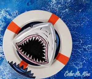 Santa Monica Shark Attack!