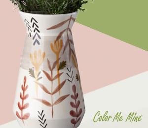 Santa Monica Minimalist Vase